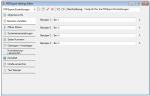 2_PDFExport Einstellungen - Benutzerdefinierte Variablen