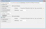 6_PDFExport Einstellungen - PDF Briefpapier überlagern bzw hinterlegen