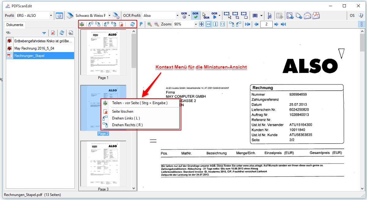 scan direct to pdf software