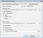 7_DropZone - Plugin Set Einstellungen - Verarbeitung, Archivierung, Hotfolder