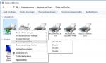 eDocPrintPro - mehrere Drucker mit unterschiedlichen Namen angelegt