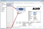 7_PDFmdx - Der Feldtyp Barcode ermöglicht das Auslesen von Barcodes innerhalb des festgelegten Feldbereiches