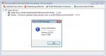 4_FCPro - Profil Manager - Server Informaiton abrufen
