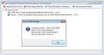 5_FCPro - Profil Manager - Server Statistik und verfügbare OCR Seiten abrufen