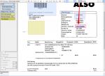 Im PDFmdx Editor kann im Markiermodus Text in der Voransicht ausgewählt und kopiert werden