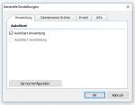 3_iPaper Server - Optionen für den automatischen Start der Anwendung