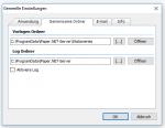 4_iPaper Server - Vorlagenordner und Logging