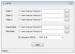 pdfFM - Konfiguration